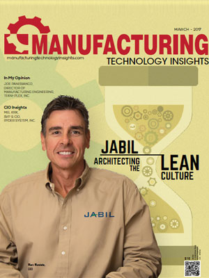 Jabil: Architecting The Lean Culture
