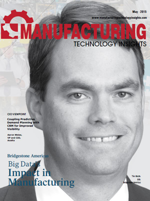 Big Data s Impact in Manufacturing